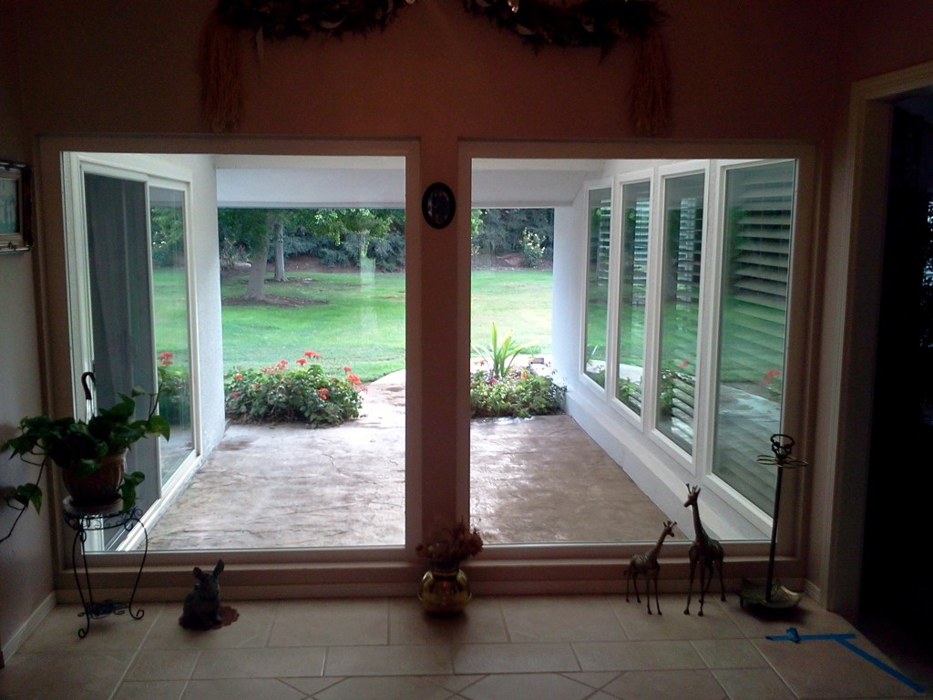 Masterguard Insulation & Windows - Windows After Replacement